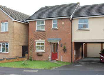 Thumbnail 3 bed link-detached house to rent in Gate House Lane, Breme Park, Bromsgrove