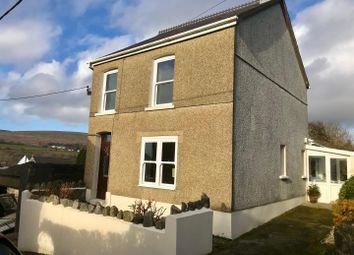 Thumbnail 3 bed detached house for sale in Park Lane, Lower Brynamman, Ammanford