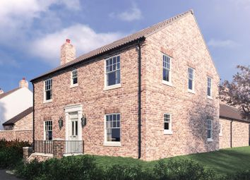 Thumbnail 4 bed detached house for sale in Plot 9, Woldgate Pastures, Kilham