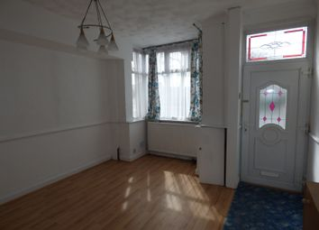 Thumbnail 2 bedroom terraced house to rent in Hartshill Road, Stoke-On-Trent