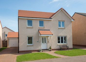Thumbnail 4 bed detached house for sale in Meikle Park Road, Dunbar