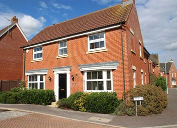 Thumbnail 4 bed detached house for sale in Bull Drive, Grange Farm, Kesgrave, Ipswich