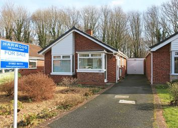 Thumbnail 2 bedroom bungalow for sale in 53 Berberis Road, Leegomery, Telford