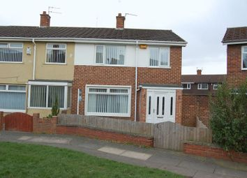 Thumbnail 3 bed terraced house to rent in Etherley Walk, Stockton-On-Tees
