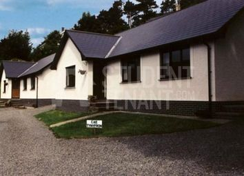 Thumbnail 2 bed shared accommodation to rent in Cae Tynfron, Aberystwyth