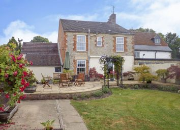 Thumbnail 4 bed semi-detached house for sale in New Road, Purton, Swindon