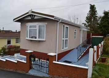 Thumbnail 1 bed mobile/park home for sale in Springfield Park, Market Drayton