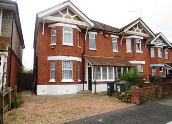 Thumbnail 3 bed semi-detached house for sale in Hillbrow Road, Southbourne, Bournemouth