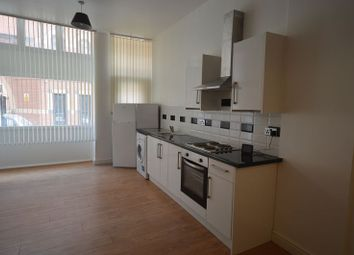 Thumbnail Studio to rent in York Road, Leicester, - Modern Studio Apartment