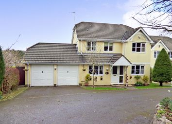 Thumbnail 4 bed detached house for sale in Vicarage Road, Okehampton