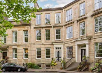 Thumbnail 2 bed flat for sale in Lansdowne Crescent, Kelvinbridge, Glasgow