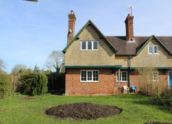 Thumbnail 2 bed cottage to rent in South End, Stockbridge, Hampshire