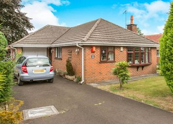 Thumbnail 2 bed bungalow for sale in Fenton Close, Congleton