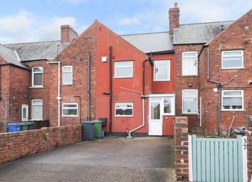 Thumbnail 3 bed terraced house for sale in Storforth Lane Terrace, Hasland, Chesterfield