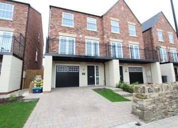 Thumbnail 4 bed town house to rent in Furniss Avenue, Dore, Sheffield