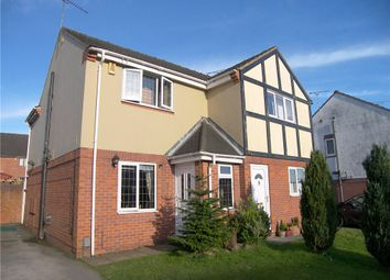 Thumbnail 2 bedroom semi-detached house for sale in The Brockwell, South Normanton, Alfreton