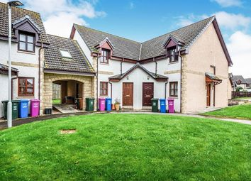 Thumbnail 2 bedroom flat for sale in Knockomie Rise, Forres