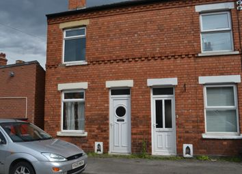 Thumbnail 2 bed end terrace house to rent in Lindum Street, Newark
