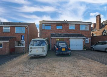Thumbnail 3 bed semi-detached house for sale in Church Street, Waingroves, Ripley