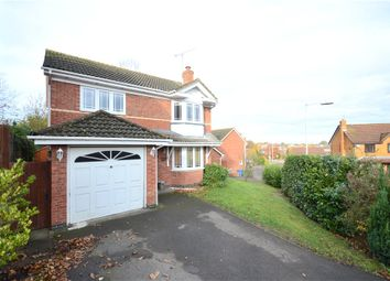 Thumbnail 4 bedroom detached house for sale in Julius Hill, Warfield, Bracknell