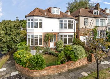 Thumbnail 5 bed detached house for sale in Durrington Park Road, Wimbledon, London