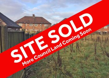 Thumbnail Land for sale in Charsley Place, Blurton, Stoke-On-Trent