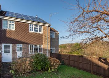 Thumbnail 4 bed end terrace house for sale in New Close, Bourton, Gillingham