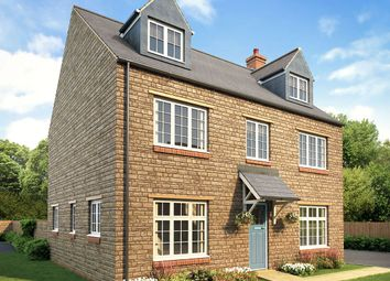 "Thumbnail 5 bedroom detached house for sale in ""Hanwell"" at Bloxham Road, Banbury"