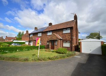 Thumbnail 3 bed property for sale in Green Acres, Eggborough, Goole