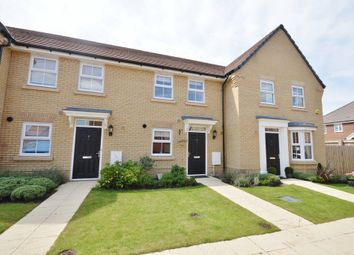 Thumbnail 2 bed terraced house to rent in Drake Close, Saxmundham