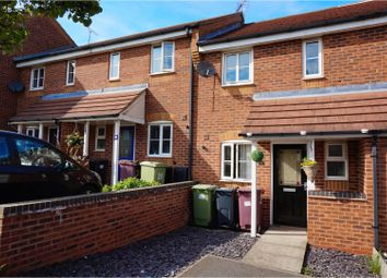 Thumbnail 2 bed semi-detached house for sale in Bracken Road, Shirebrook