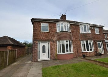 Thumbnail 3 bed semi-detached house for sale in Marmion Road, Scunthorpe