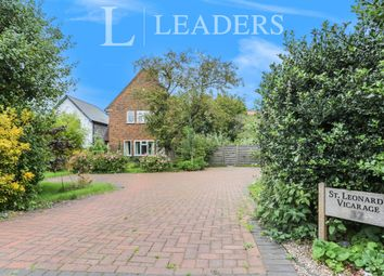 Thumbnail Detached house to rent in Elmdon Road, Marston Green