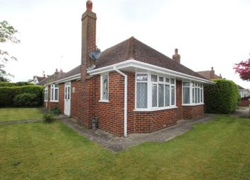 Thumbnail 2 bed detached bungalow for sale in Rectory Road, Tarring, Worthing