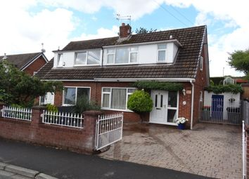 Thumbnail 3 bed semi-detached house for sale in Mill Lane, Fulwood, Preston