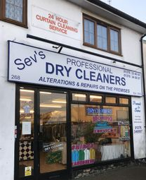 Thumbnail Retail premises for sale in Thriving Dry Cleaners CM7, Essex