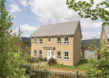 "Thumbnail 4 bed detached house for sale in ""Thornbury"" at Penygarn Road, Penygarn, Pontypool"