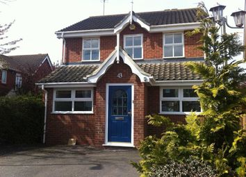 Thumbnail 4 bed detached house to rent in Carlyle Gardens, Wickford, Essex