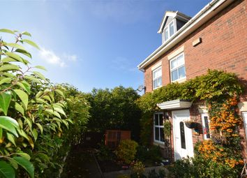 Thumbnail 3 bed town house for sale in Primrose Close, Corby