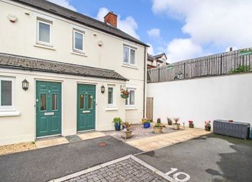 Thumbnail 3 bed end terrace house for sale in Station Close, Holsworthy