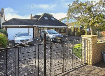 Thumbnail 6 bed detached bungalow for sale in Hay Green Lane, Hook End, Brentwood