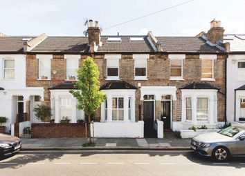 Thumbnail 4 bed terraced house for sale in Sherbrooke Road, London