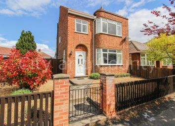 Thumbnail 3 bed detached house for sale in St. Johns Road, Fletton, Peterborough