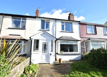 Thumbnail 3 bed terraced house for sale in Carteret Road, Bude