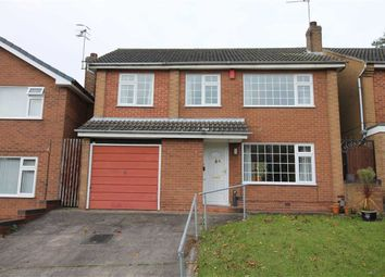 Thumbnail 4 bedroom detached house for sale in Aviemore Close, Arnold, Nottingham