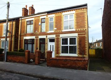 Thumbnail 2 bed semi-detached house for sale in Vicarage Road, Stockport