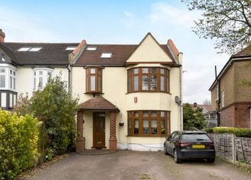Thumbnail 5 bedroom semi-detached house for sale in Endlebury Road, North Chingford, London