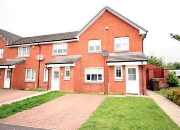 Thumbnail 3 bed end terrace house for sale in 2 Rigby Crescent, Carntyne