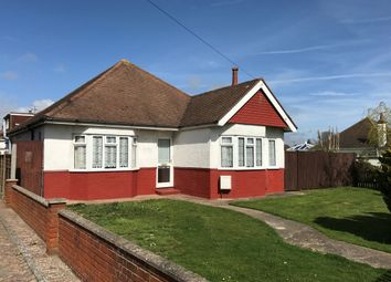 Thumbnail 3 bedroom detached bungalow for sale in Crabtree Lane, Lancing