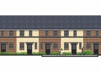 Thumbnail 2 bedroom end terrace house for sale in Plot 8, Loxwood Mews, Rodbourne, Swindon